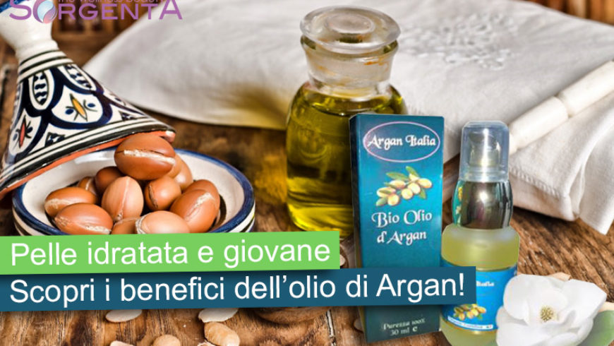 Olio di Argan: scopri i suoi infiniti benefici